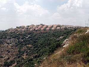 Yakir. Photo: shomron.org.il